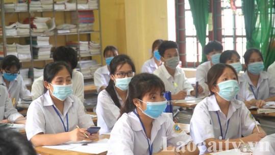 Thi tốt nghiệp THPT 2021: Chủ động ứng phó với dịch bệnh