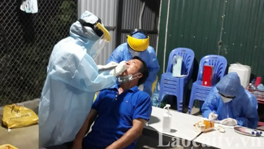 2 trường hợp nghi nhiễm Covid-19 tại phường Nam Cường và huyện Bảo Yên đã có kết quả xét nghiệm âm tính